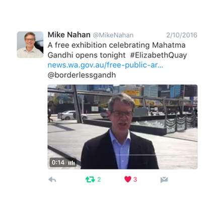 Mike_Nahan_tweet_Borderless_Gandhi