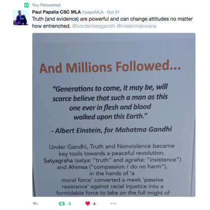 Paul_Papalia_tweet_Borderless_Gandhi