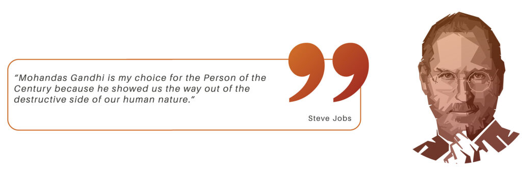 Quote Steve Jobs small